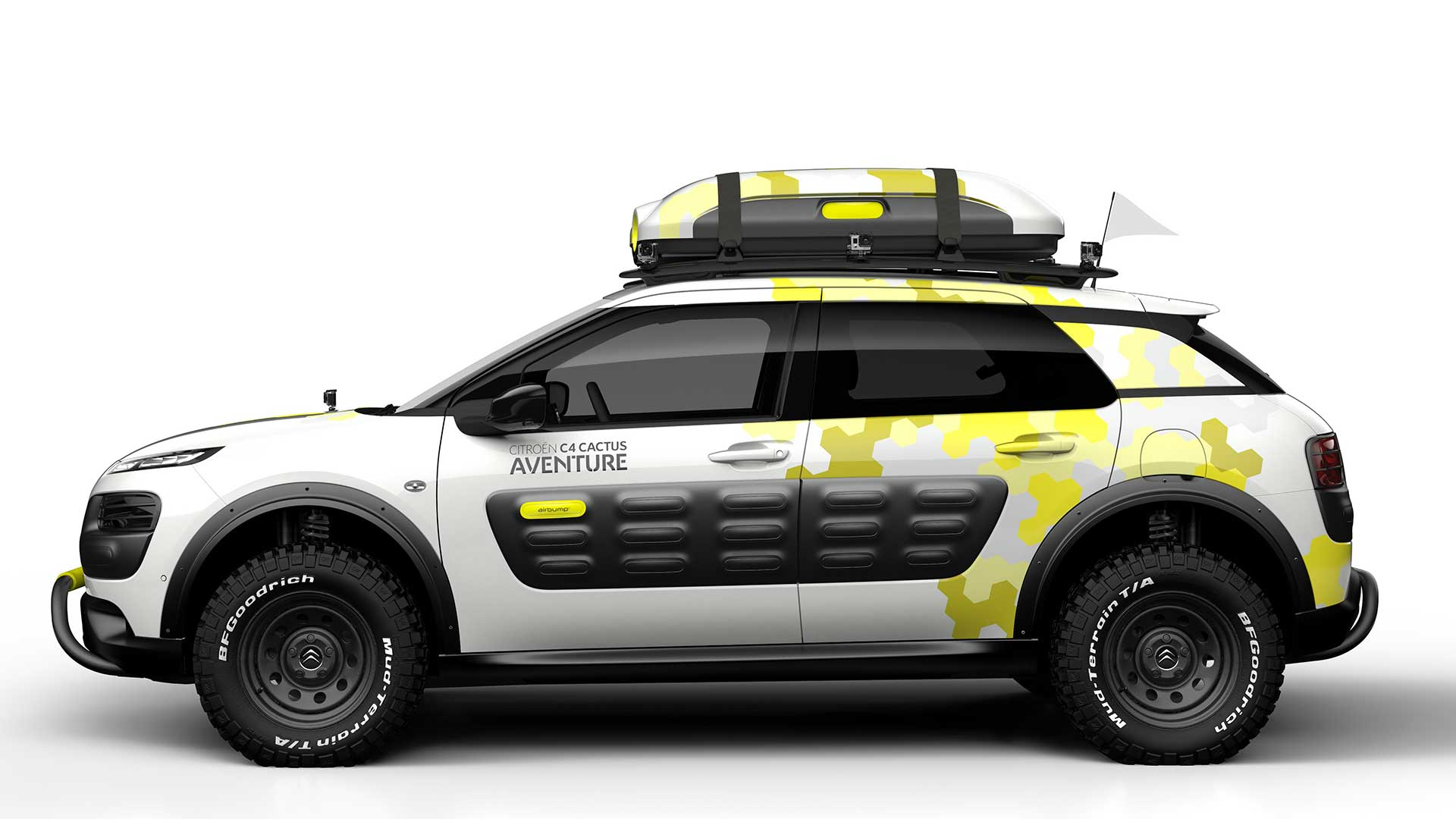 bad boy citroen c4 cactus in schwarz fredericken. Black Bedroom Furniture Sets. Home Design Ideas