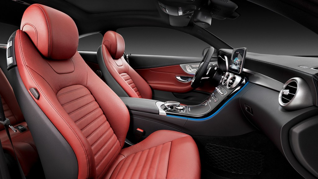 2015-mercedes-benz-c-klasse-coupe-c205-silber-pressebild-innen